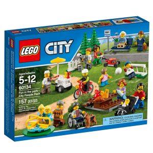 lego 60134 diversion en el parque gente de la ciudad