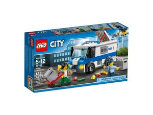 lego 60142 transporte de dinero