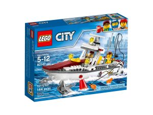 lego 60147 barco de pesca