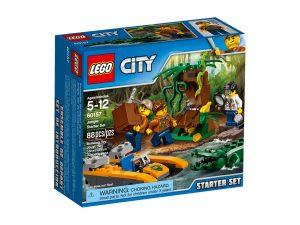 lego 60157 jungla set de introduccion
