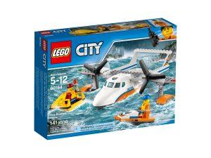 lego 60164 avion de rescate maritimo