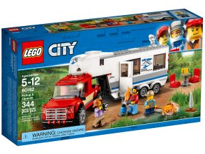 lego 60182 camioneta y caravana