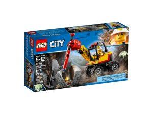 lego 60185 mina martillo hidraulico