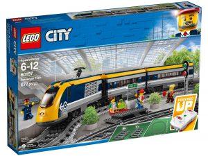 lego 60197 tren de pasajeros