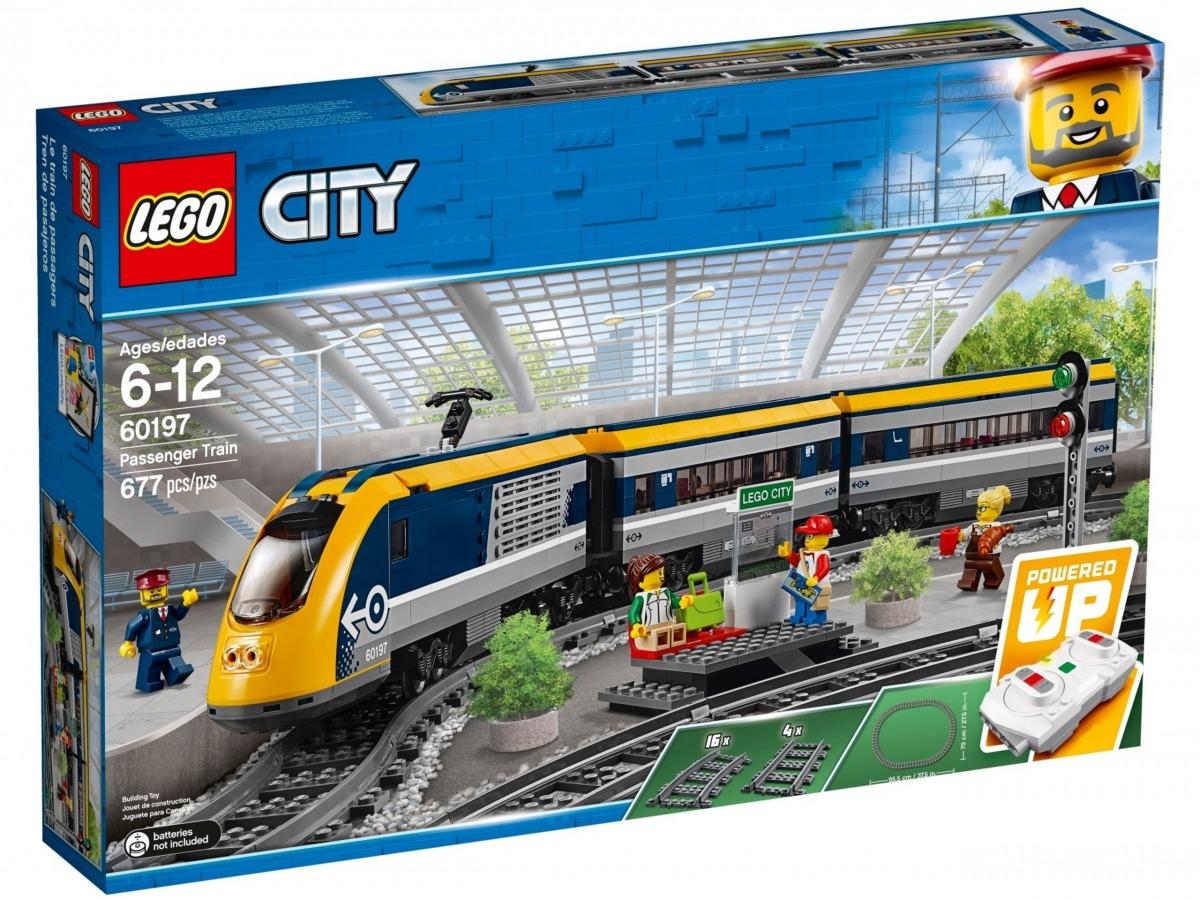 lego 60197 tren de pasajeros scaled