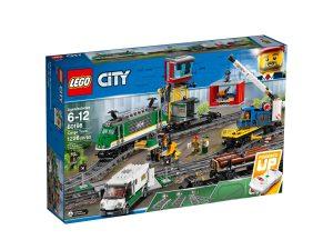 lego 60198 tren de mercancias