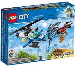 lego 60207 policia aerea a la caza del dron