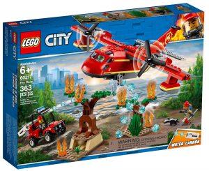 lego 60217 avion de bomberos