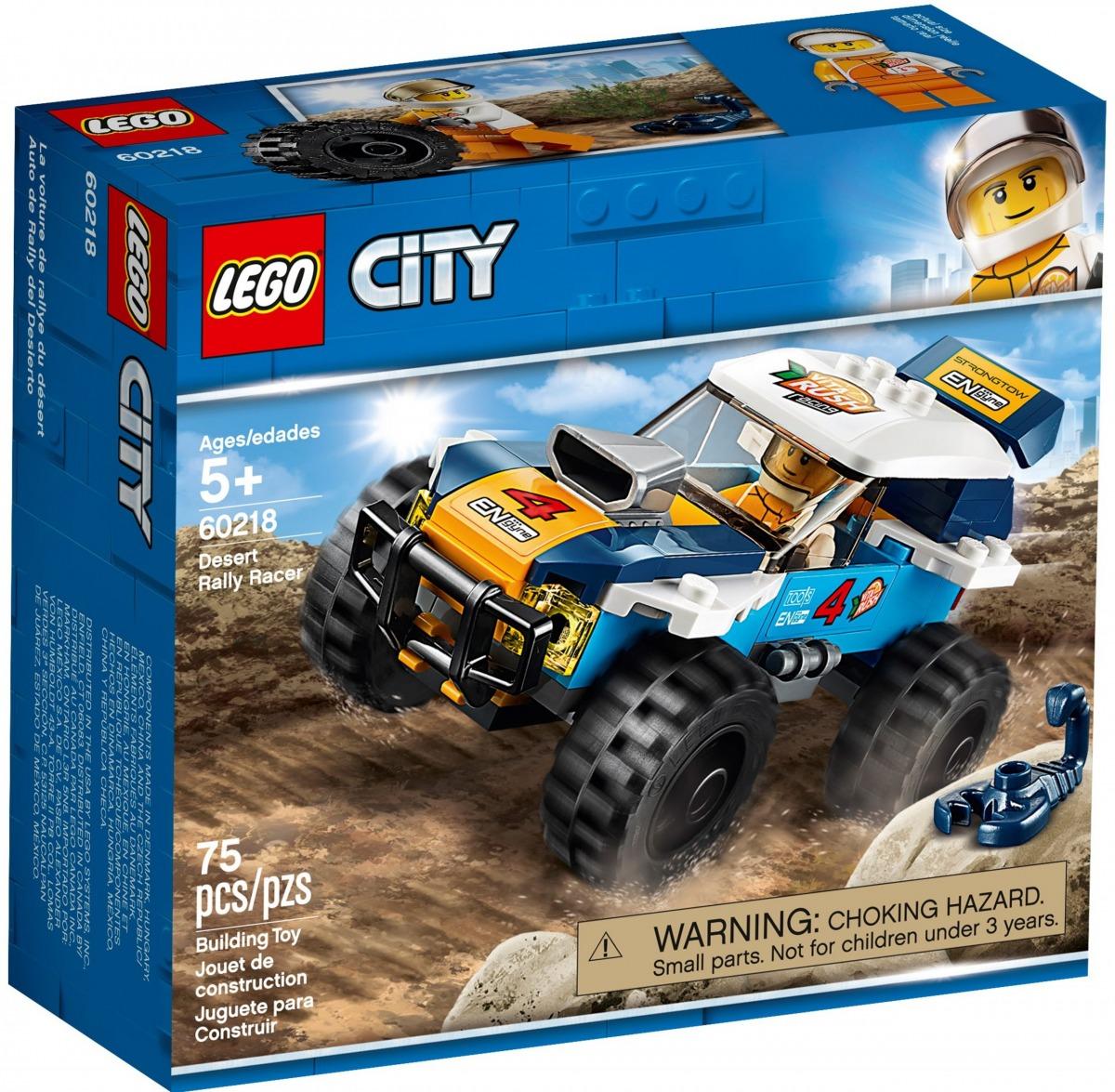 lego 60218 coche de rally del desierto scaled