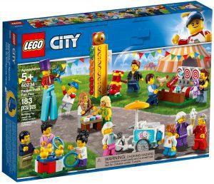 lego 60234 pack de minifiguras feria