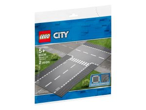 lego 60236 rectas e interseccion en t