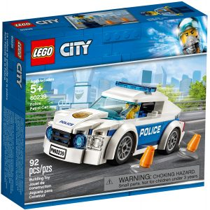 lego 60239 coche patrulla de la policia