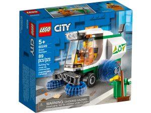lego 60249 barredora urbana