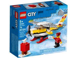 lego 60250 avion del correo