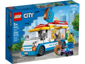 lego 60253 camion de los helados