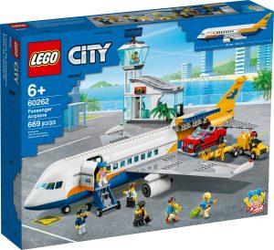 lego 60262 avion de pasajeros