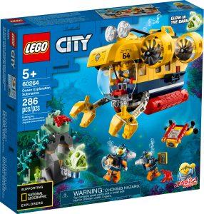 lego 60264 oceano submarino de exploracion
