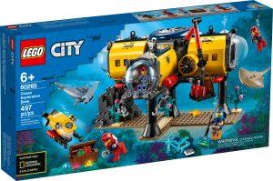 lego 60265 oceano base de exploracion