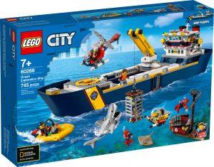 lego 60266 oceano buque de exploracion