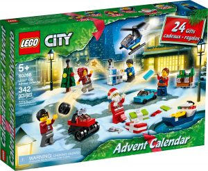 lego 60268 calendario de adviento