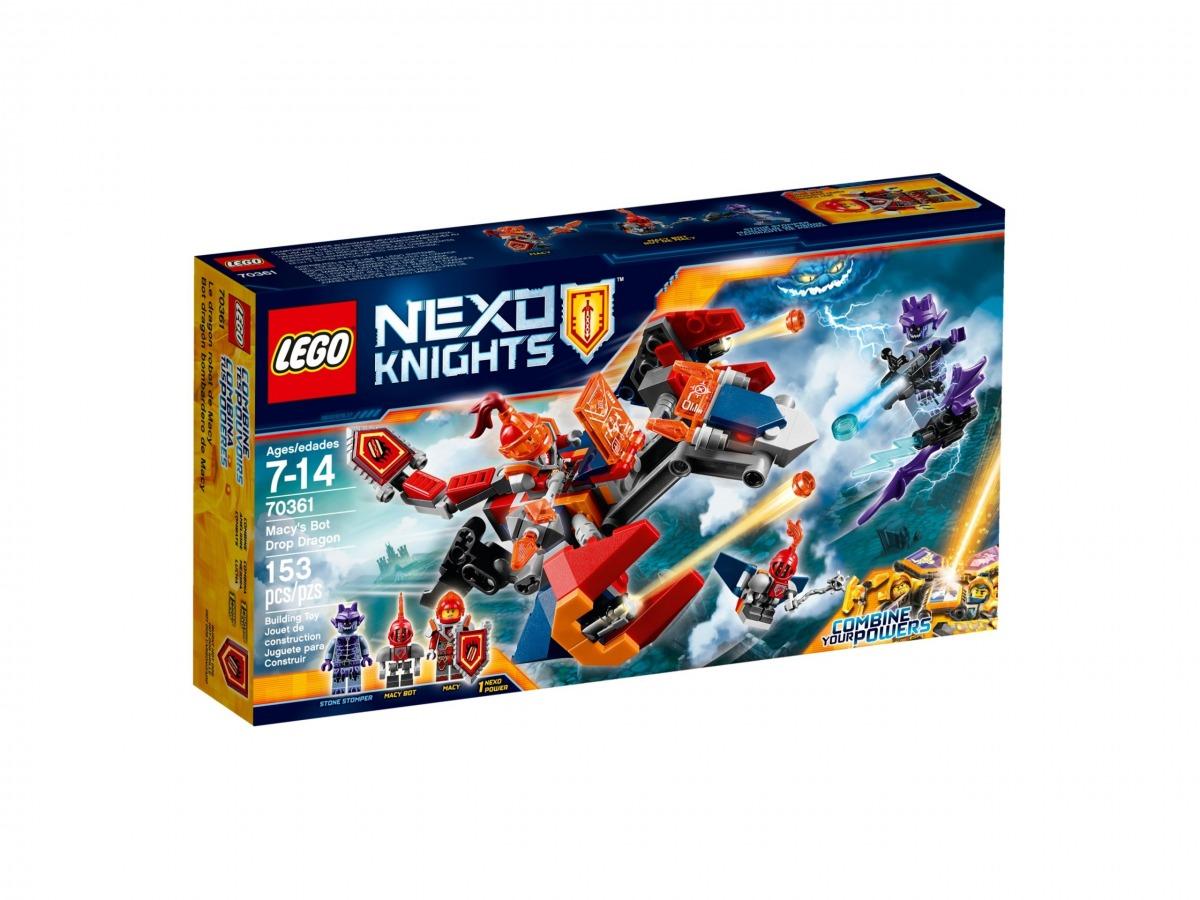 lego 70361 bot dragon bombardero de macy scaled