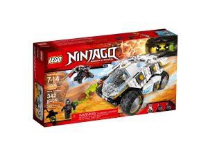 lego 70588 tumbler ninja de titanio
