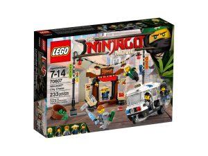 lego 70607 persecucion en ciudad de ninjago