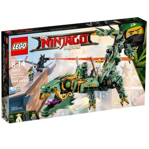 lego 70612 dragon mecanico del ninja verde