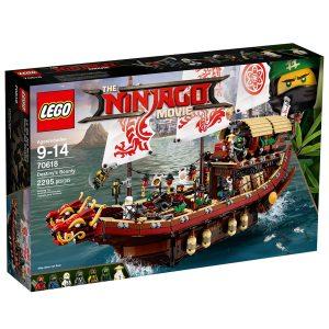 lego 70618 barco de asalto ninja