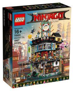lego 70620 ciudad de ninjago