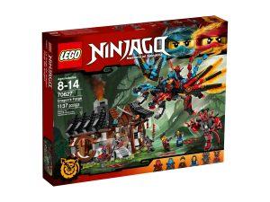 lego 70627 forja del dragon