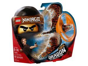 lego 70645 cole maestro del dragon
