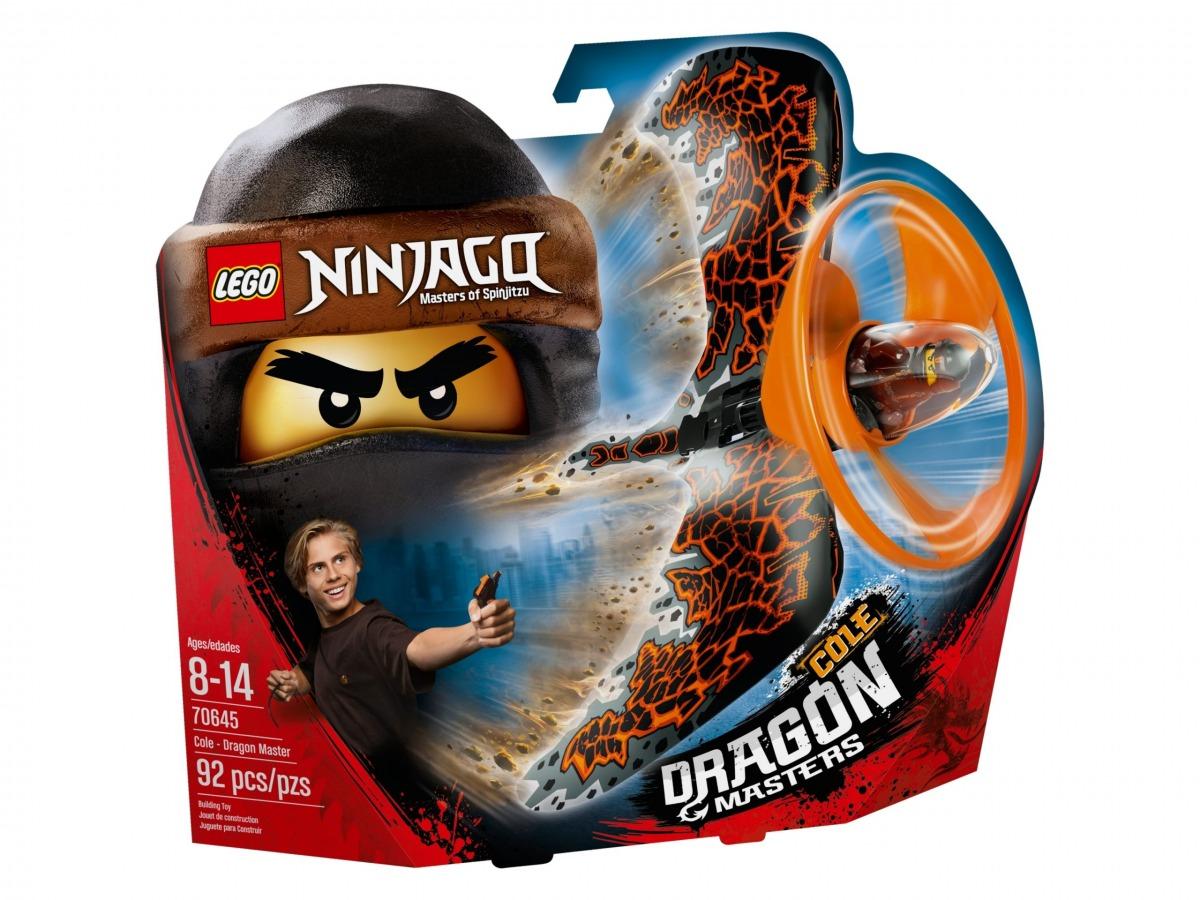 lego 70645 cole maestro del dragon scaled