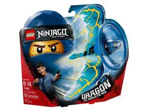 lego 70646 jay maestro del dragon