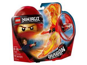 lego 70647 kai maestro del dragon