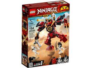 lego 70665 robot samurai