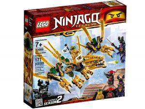 lego 70666 dragon dorado