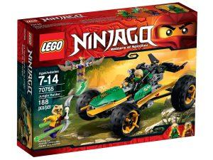 lego 70755 buggy de la jungla