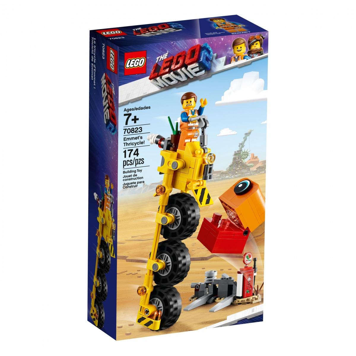 lego 70823 triciclo de emmet scaled