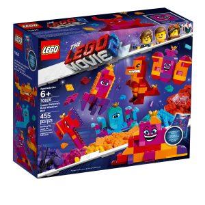lego 70825 caja construye lo que sea de la reina soyloque