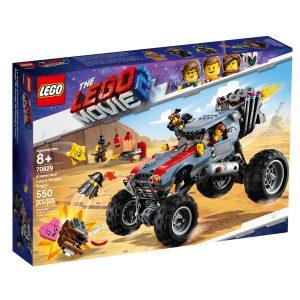 lego 70829 buggy de huida de emmet y lucy