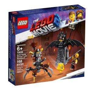 lego 70836 batman y barbagris preparados para luchar