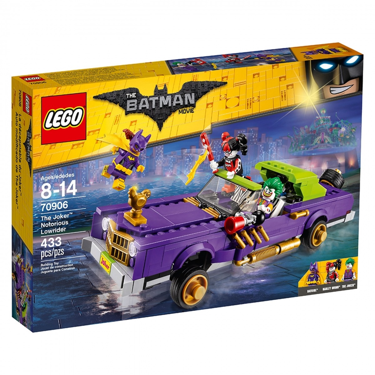 lego 70906 coche modificado de the joker scaled