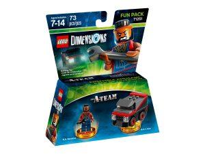 lego 71251 fun pack a team