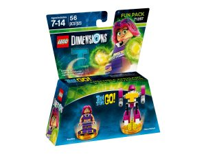 lego 71287 fun pack teen titans go