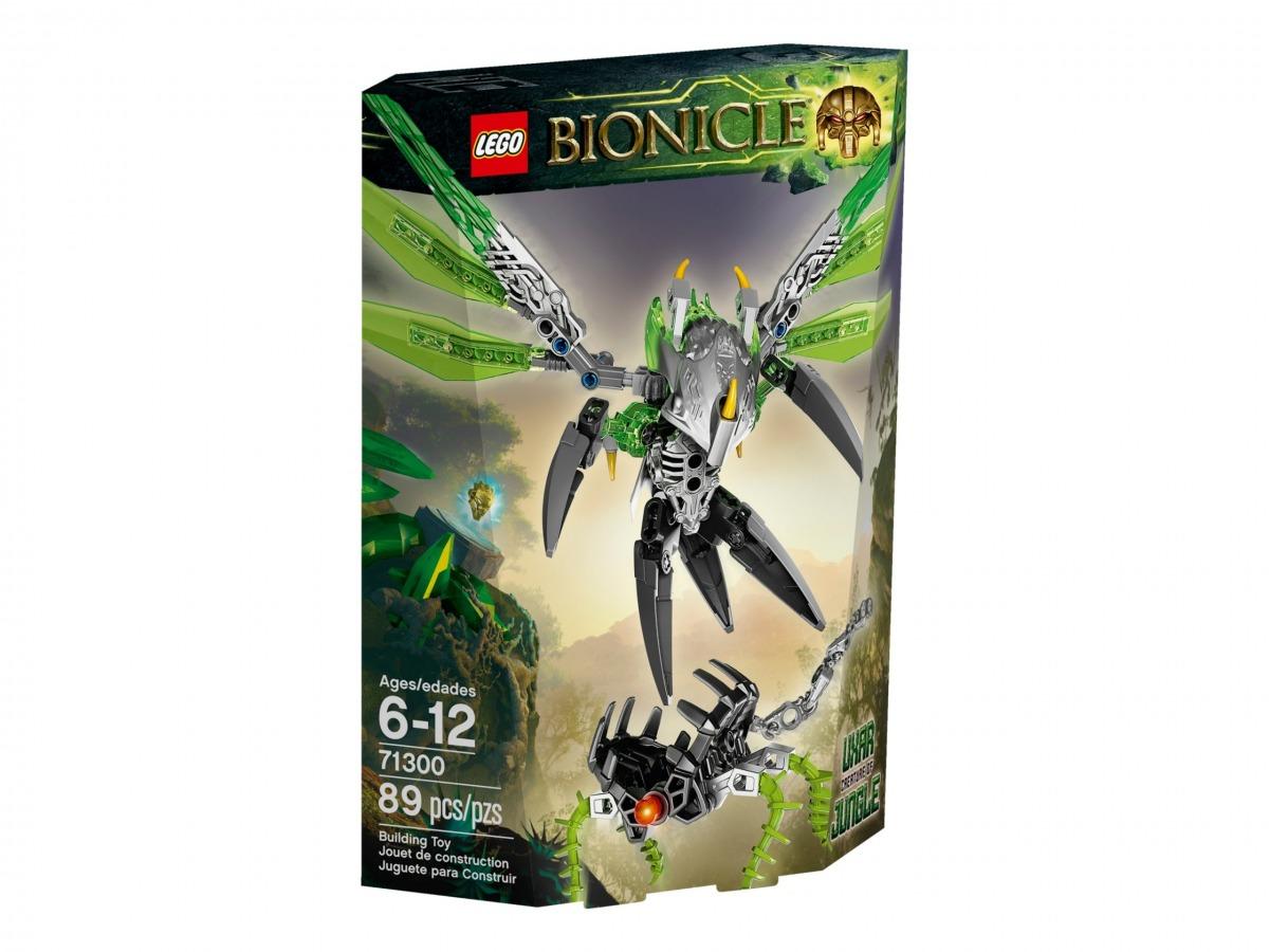 lego 71300 uxar criatura de la jungla scaled