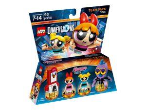 lego 71346 team pack the powerpuff girls