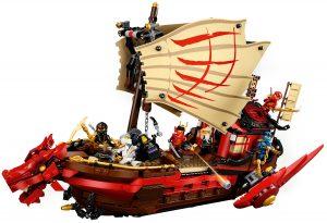 lego 71705 barco de asalto ninja