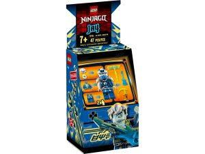lego 71715 cabina de juego avatar de jay