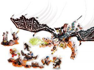 lego 71721 dragon del brujo de los muertos
